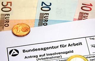 Insolvenzgeld