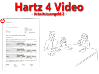 Das Arbeitslosengeld 2 Video