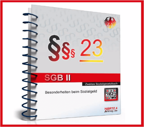 § 23 SGB II