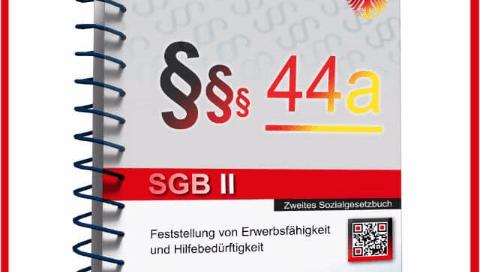 § 44a SGB II