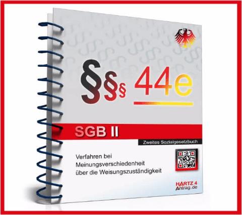 § 44e SGB II