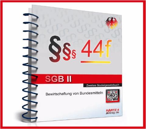 § 44f SGB II
