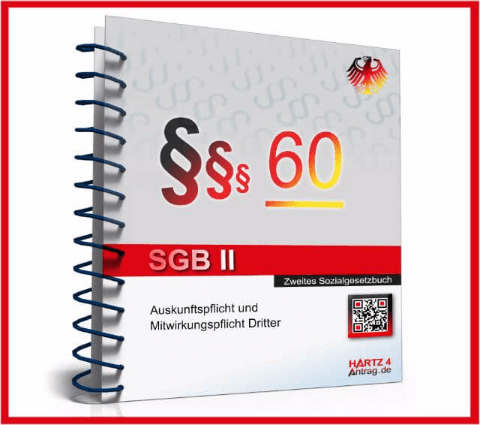 § 60 SGB II