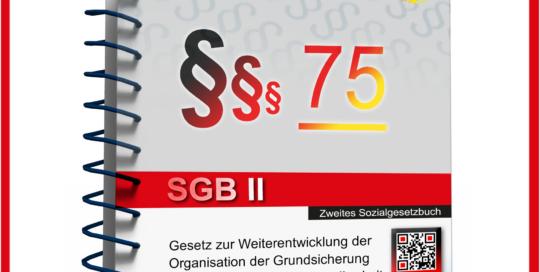 § 75 SGB II