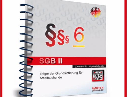§ 6 SGB II – Träger der Grundsicherung für Arbeitsuchende