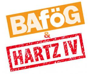 Bafög und Hartz-4