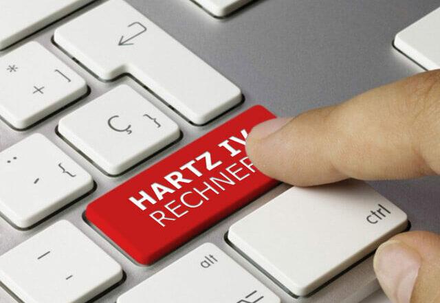 Hartz IV Rechner / Hartz 4 Rechner / ALG II Rechner