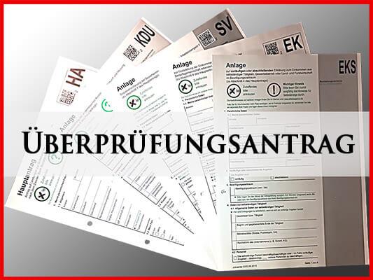 Arbeitslosengeld Ii Widerspruch Uberprufungsantrag Hartz4antrag De