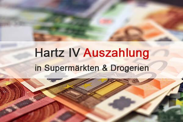 Hartz 4 Auszahlungen