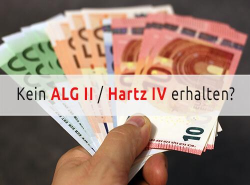 Unsere Tips bei ausbleibender Zahlung der Hartz IV Bezüge