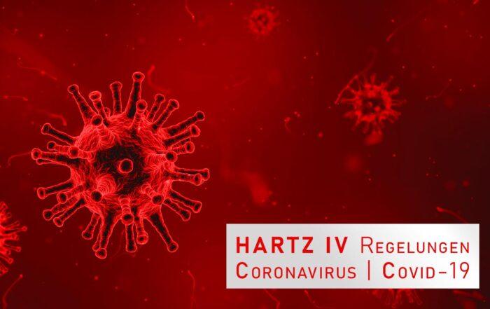 Hartz IV Covid-19 Regelungen